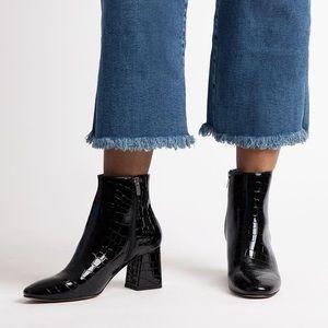 ELOQUII | Lexa Ankle Bootie Wide